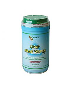 Small Image CITRUS II CPAP MASK WIPES CAP1003