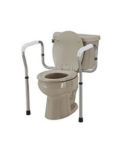Small Image Toilet Safety Rails With Frame