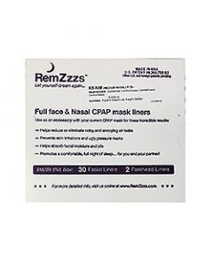 Small Remzzzs Nasal Liner K8-Nm 30 Pack K8-NM