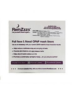 Small Remzzzs Nasal Liner K11-Nm 30 Pack K11-NM